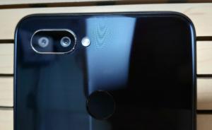 كاميرا هاتف Realme U1 :-