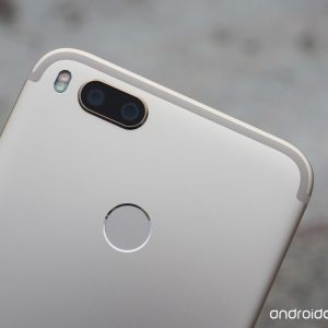 كاميرا Xiaomi Mi A1