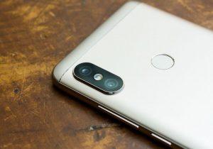 كاميرا Xiaomi Redmi Note 5