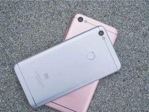 كاميراXiaomi Redmi Note 5A Prime