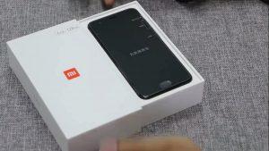 محتويات علبة Xiaomi Mi 6