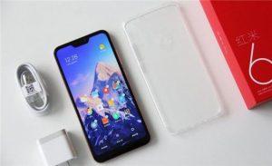 محتويات علبة Xiaomi Redmi 6 Pro