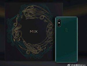 مميزات هاتف Xiaomi Mi Mix 2S