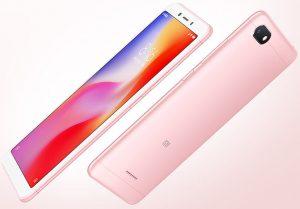 مميزات هاتف Xiaomi Redmi 6A