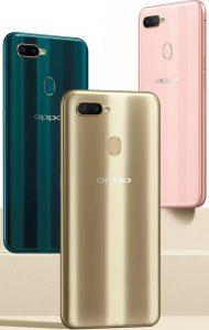 الوان هاتف Oppo A7