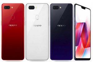 الوان هاتف Oppo F7