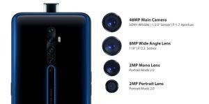 كاميرا هاتف Oppo Reno 2F