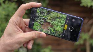 كاميرا هاتف Realme 3