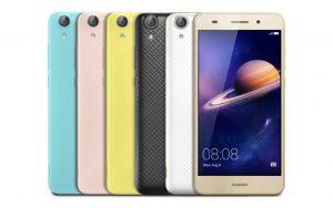 الوان هاتف Huawei Y6 II