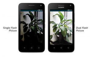كاميرا هاتف Huawei Y3C