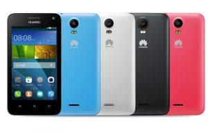الوان هاتف Huawei Y3C