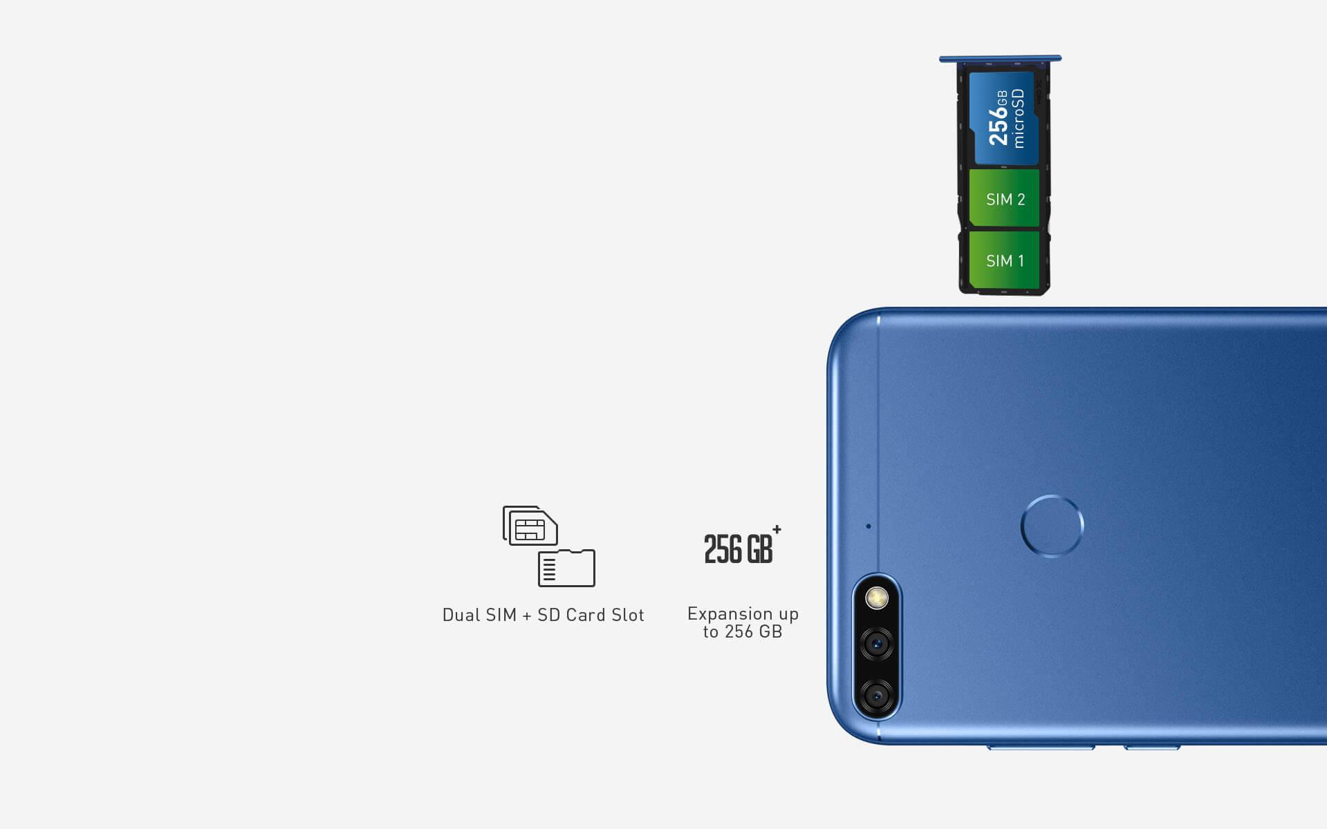 عيوب هاتف Honor 7C