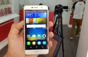 شاشة هاتف Huawei Y6 Pro
