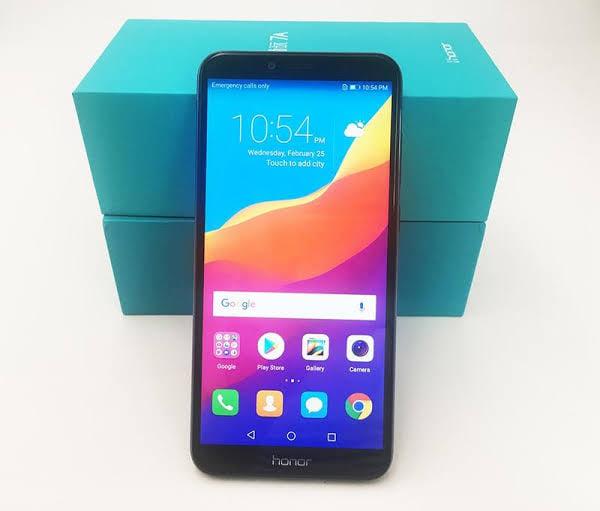 عيوب هاتف Honor 7A