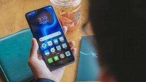شاشة هاتف Realme C1 :-
