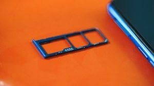 عيوب هاتف Realme C1 :-