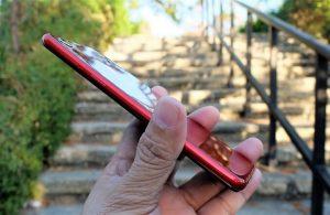 عيوب هاتف Oppo F7