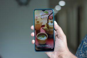 شاشة هاتف Realme 5 Pro