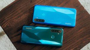 الوان هاتف Realme 5 Pro