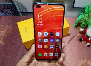 شاشة هاتف Realme 6 Pro