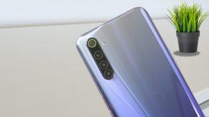 كاميرا هاتف Realme 6