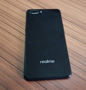 كاميرا هاتف Realme C1 :-