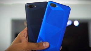 الوان هاتف Realme C2