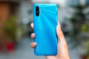 عيوب هاتف Realme C3