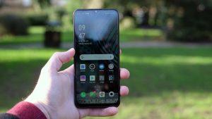 شاشة هاتف Oppo A5 2020