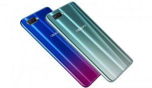 الوان هاتف Oppo K1