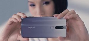 كاميرا هاتف Oppo F11 Pro