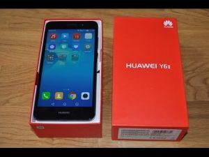 محتويات صندوق هاتف Huawei Y6 II