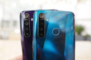 كاميرا هاتف Realme 5 Pro