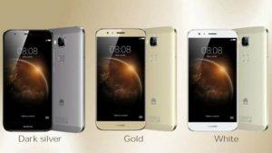 الوان هاتف Huawei G8