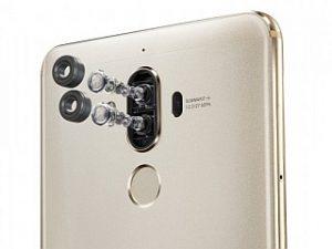 كاميرا هاتف Huawei Mate 9