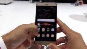 شاشة هاتف Huawei G8