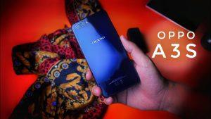 عيوب هاتف Oppo A3s
