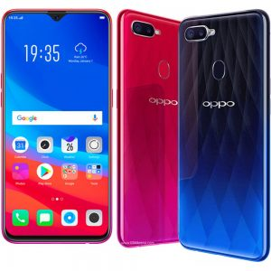 الوان هاتف Oppo F9