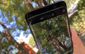 كاميرا هاتف Oppo Find X