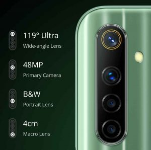 كاميرا هاتف Realme 6i
