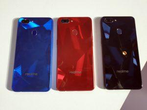 الوان هاتف Realme 2