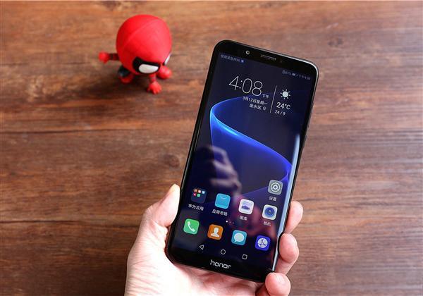 مواصفات هاتف Honor 7C