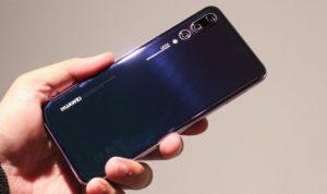 عيوب هاتف Huawei P20