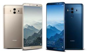 شاشة هاتف Huawei Mate 10