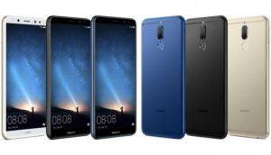 الوان هاتف Huawei Honor V10