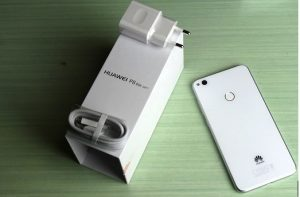 محتويات صندوق هاتف Huawei P8 Lite 2017