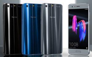 الوان هاتف Huawei Honor 9