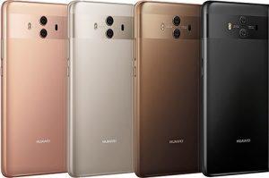 الوان هاتف Huawei Mate 10