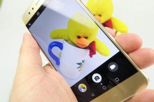 كاميرا هاتف Huawei P10 lite
