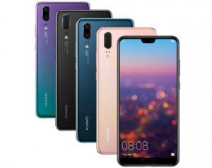 الوان موبايل Huawei P20